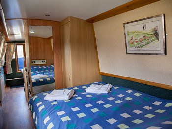 Willow mid double cabin
